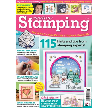 Creative Stamping Issue 75