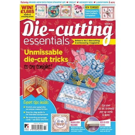 Die-cutting Essentials 51