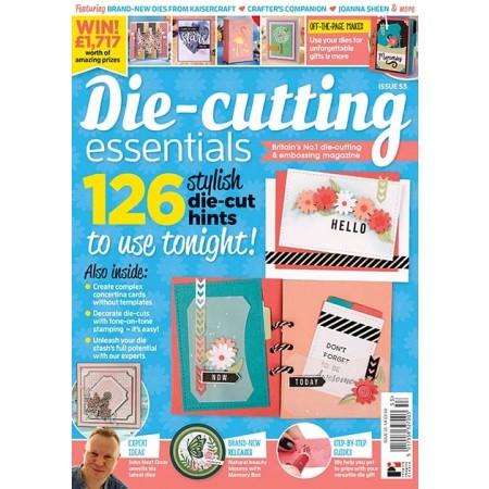 Die-cutting Essentials Issue 53