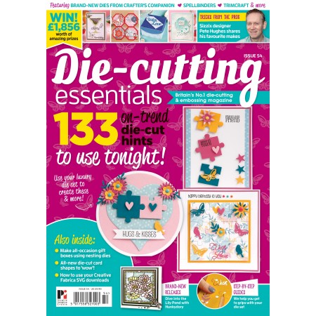Die-cutting Essentials Issue 54