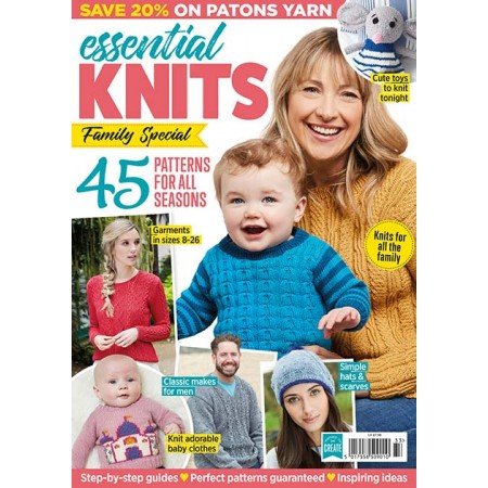 Essential Knits 5