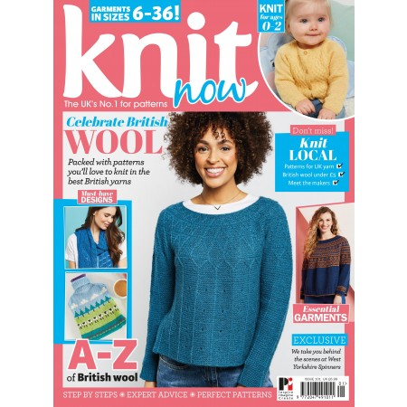 Knit Now issue 101