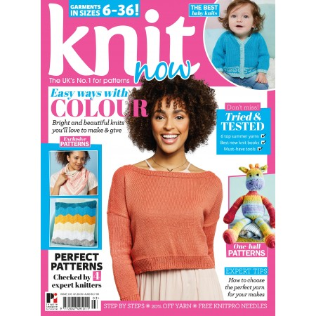 Knit Now issue 103
