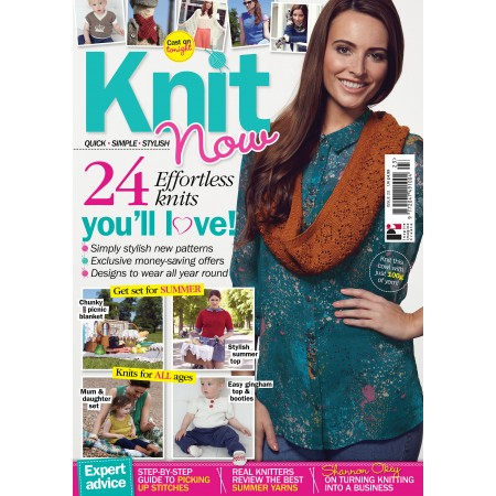 Knit Now 23