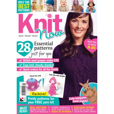 Knit Now issue 43