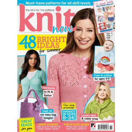 Knit Now issue 89