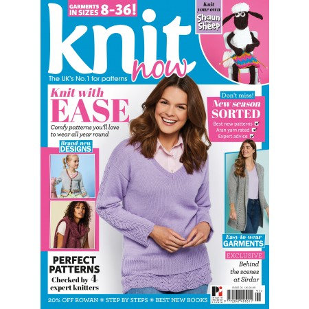 Knit Now issue 91