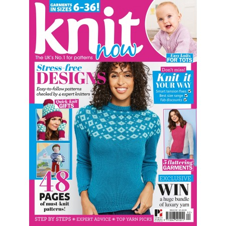 Knit Now issue 92