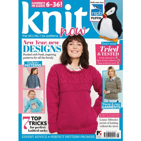Knit Now issue 96