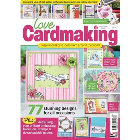 Love Cardmaking International Issue 02