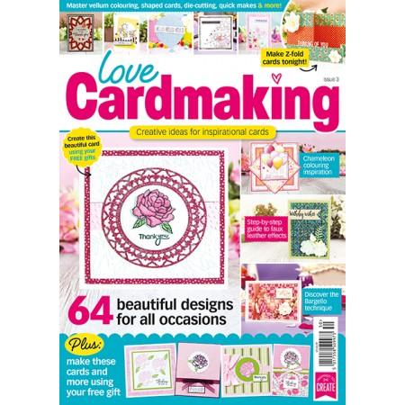 Love Cardmaking Issue 03