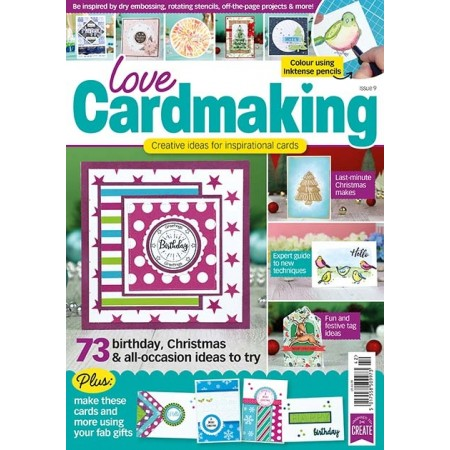 Love Cardmaking Issue 09