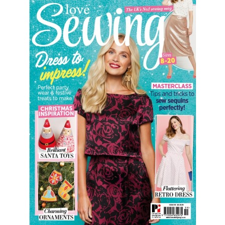 Love Sewing issue 41