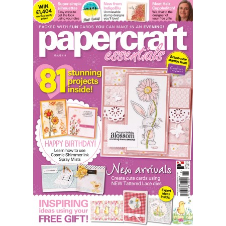 Papercraft Essentials 118 - cover
