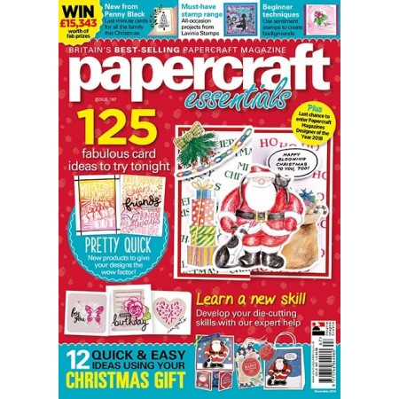 Papercraft Essentials 167