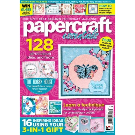 Papercraft Essentials 170