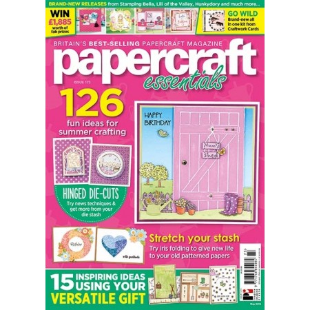 Papercraft Essentials Issue 173