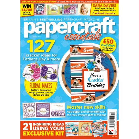 Papercraft Essentials 174