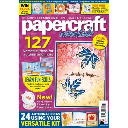 Papercraft Essentials Issue 177