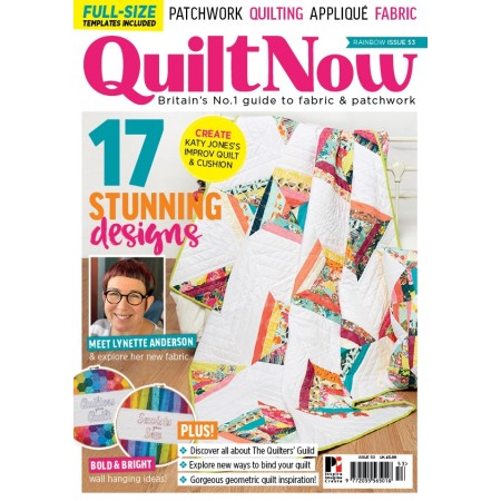 Quilt Now issue 53
