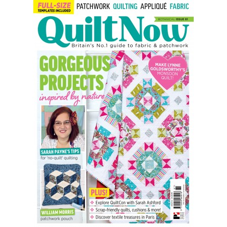Quilt Now issue 61