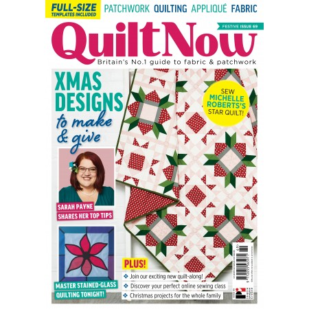 Quilt Now issue 69