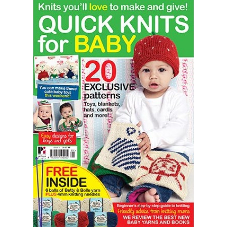 Quick Knits for Baby