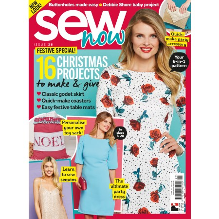 Sew Now Issue 26