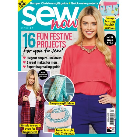 Sew Now Issue 27