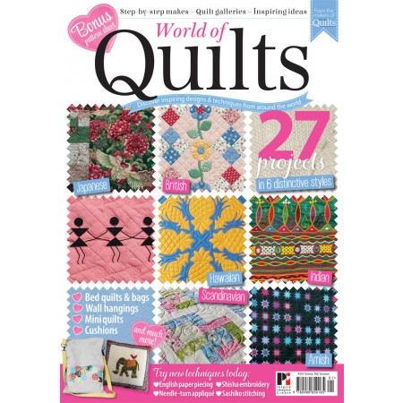 World of Quilts