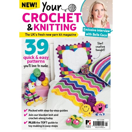Your Crochet & Knitting