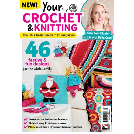 Your Crochet And Knitting Issue 4 Moremags