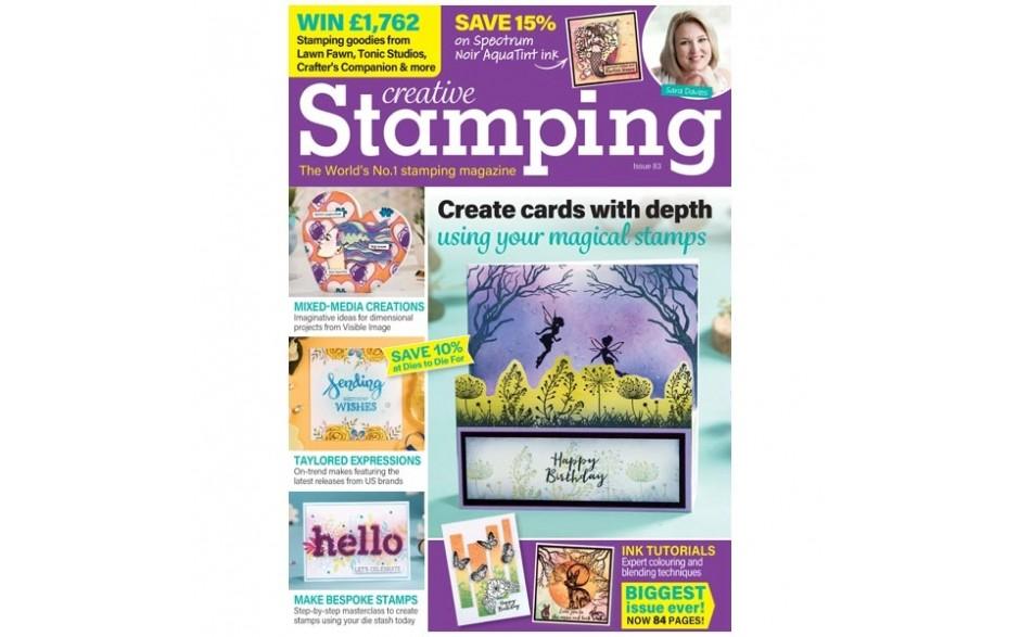 Creative Stamping Magazine issue 83