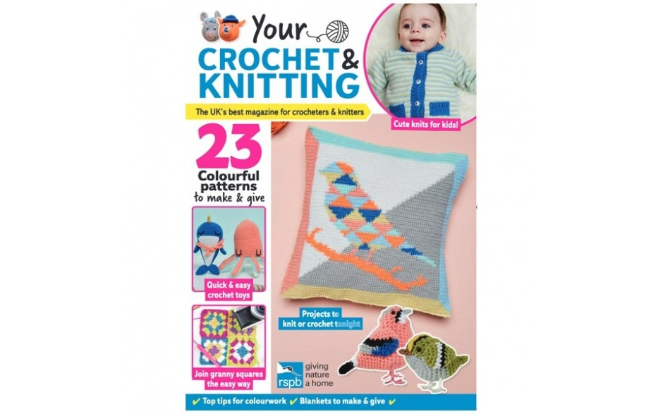 Your Crochet & Knitting Magazine issue 18