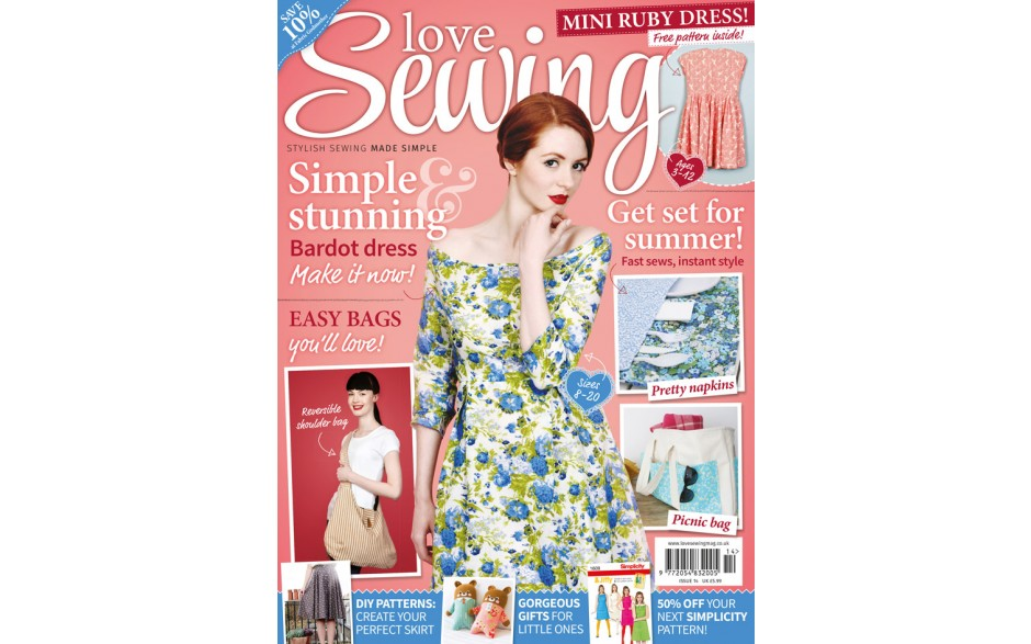 Love Sewing issue 14
