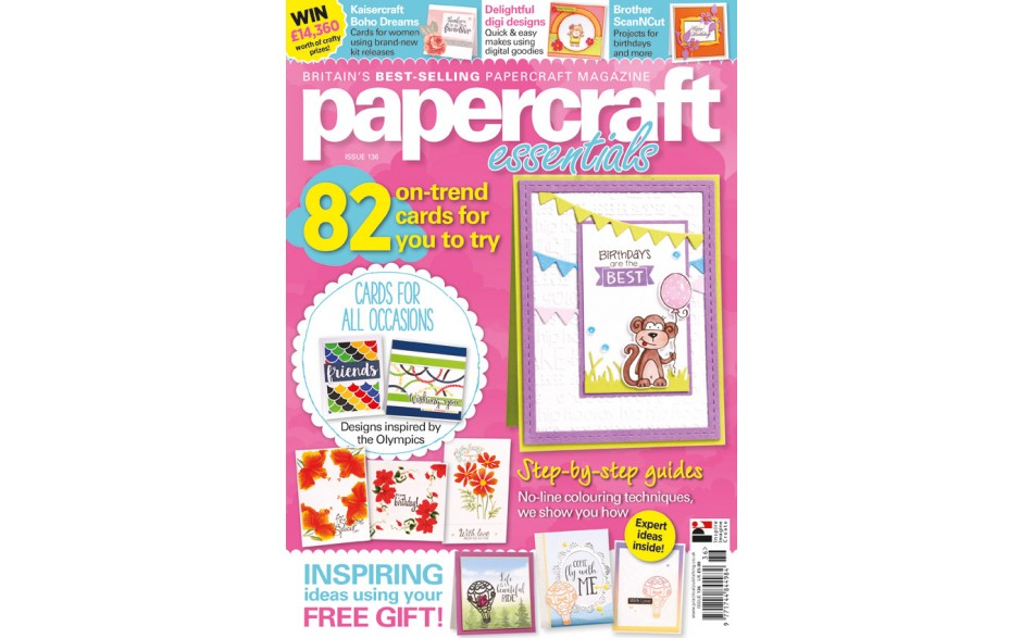 Papercraft Essentials 136