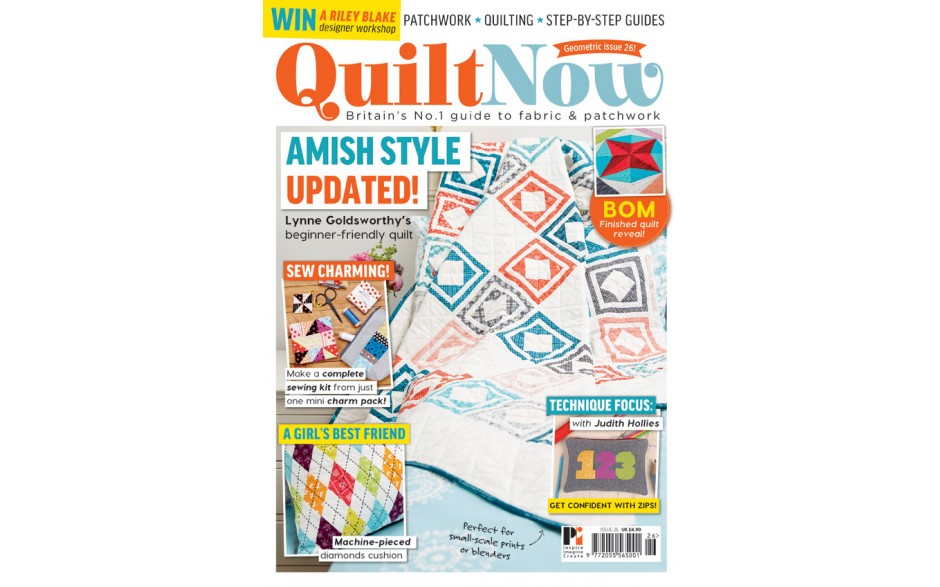 Quilt Now 26