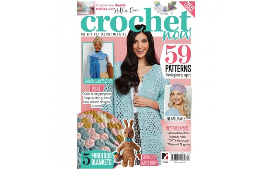 Crochet Now Magazine Issue 53