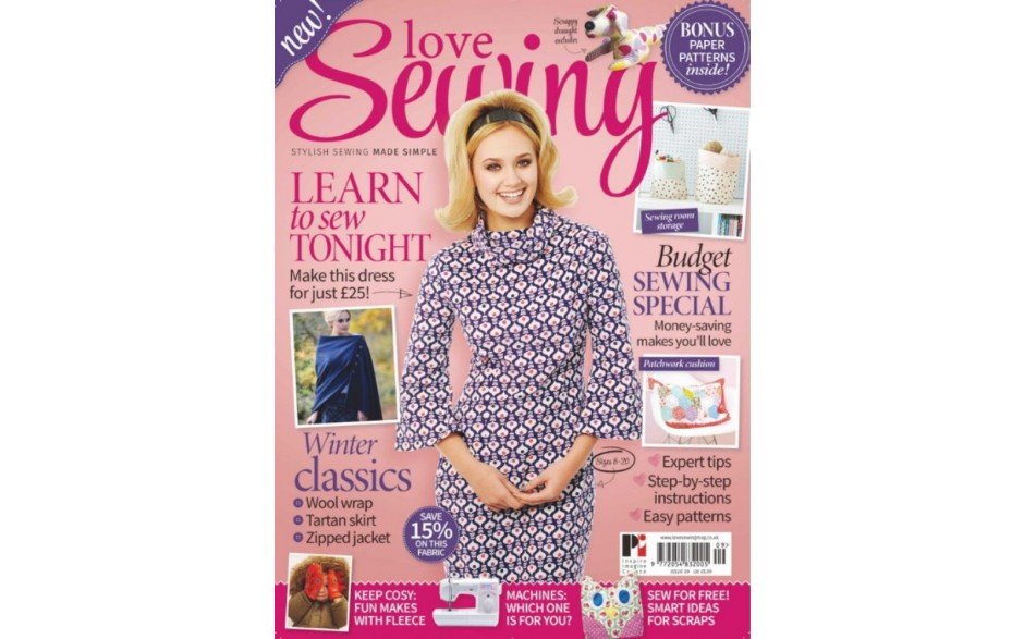 Love Sewing issue 9