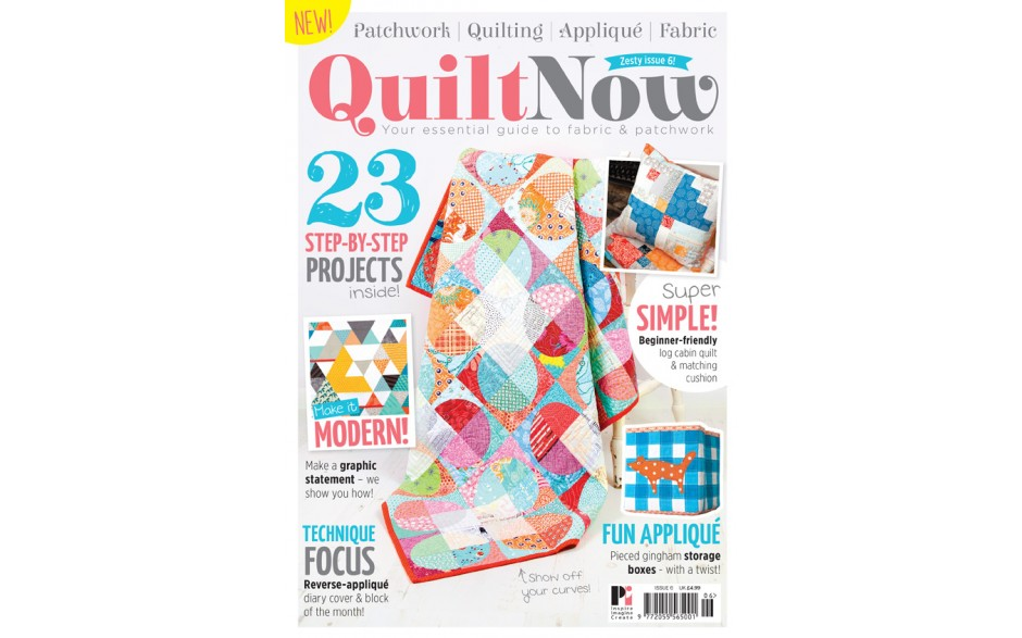 Quilt Now issue 6