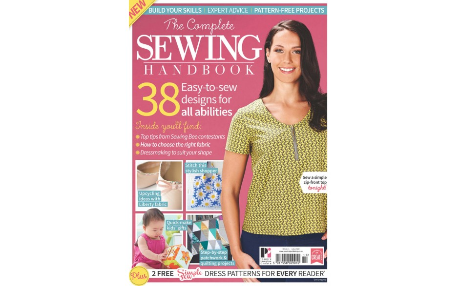 The Complete Sewing Handbook