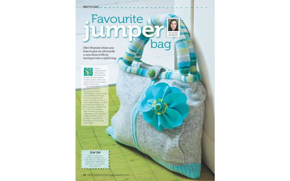 EXCLUSIVE - Quick & Easy Handmade Gifts bookazine