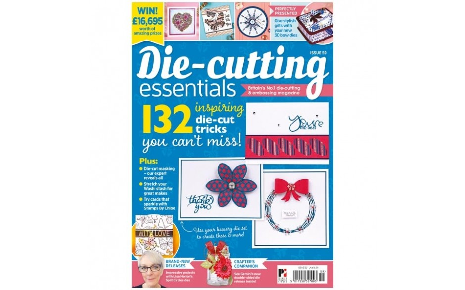 Die-cutting Essentials Issue 59