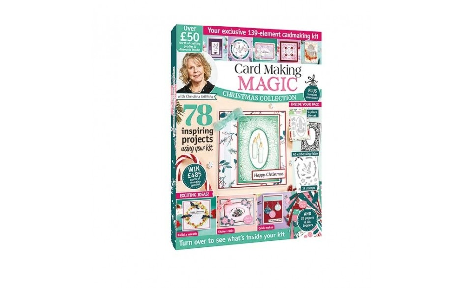 Card Making Magic All-In-One Collection 3