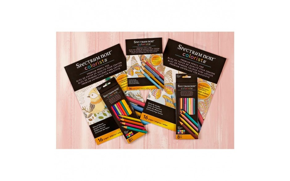 Spectrum Noir Colorista pencil bundle