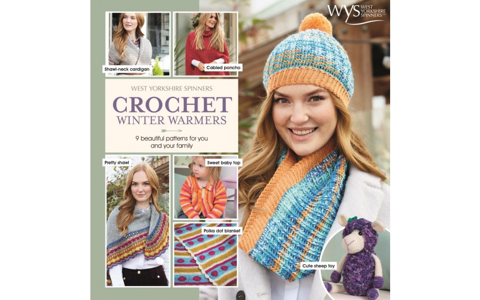 Crochet Now issue 10 - now on sale!