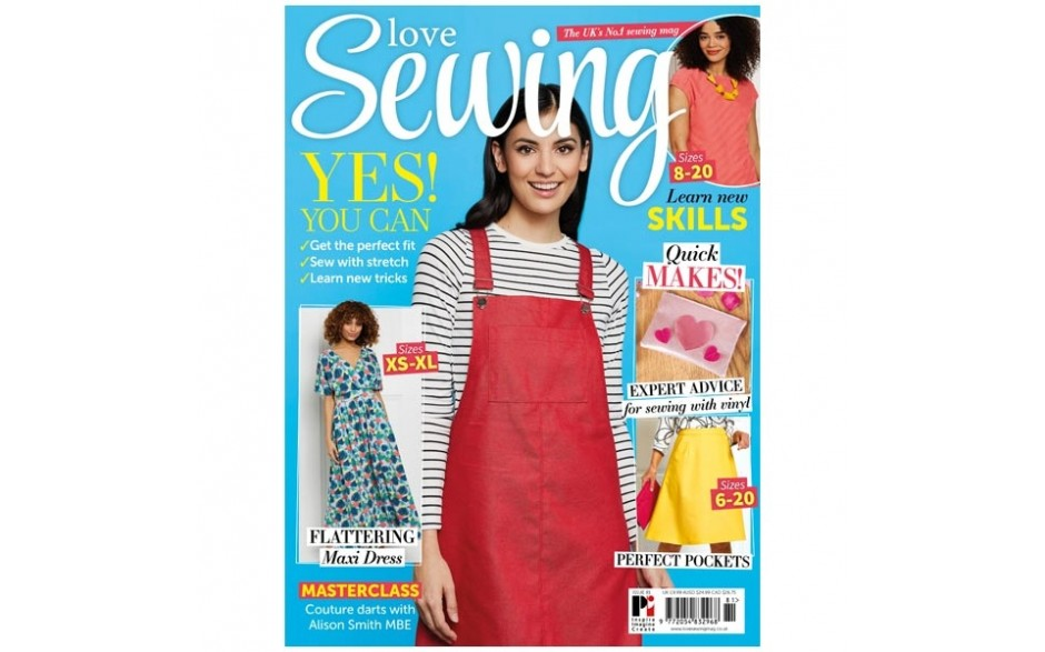 Love Sewing Magazine issue 81