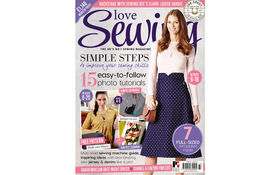Love Sewing issue 23