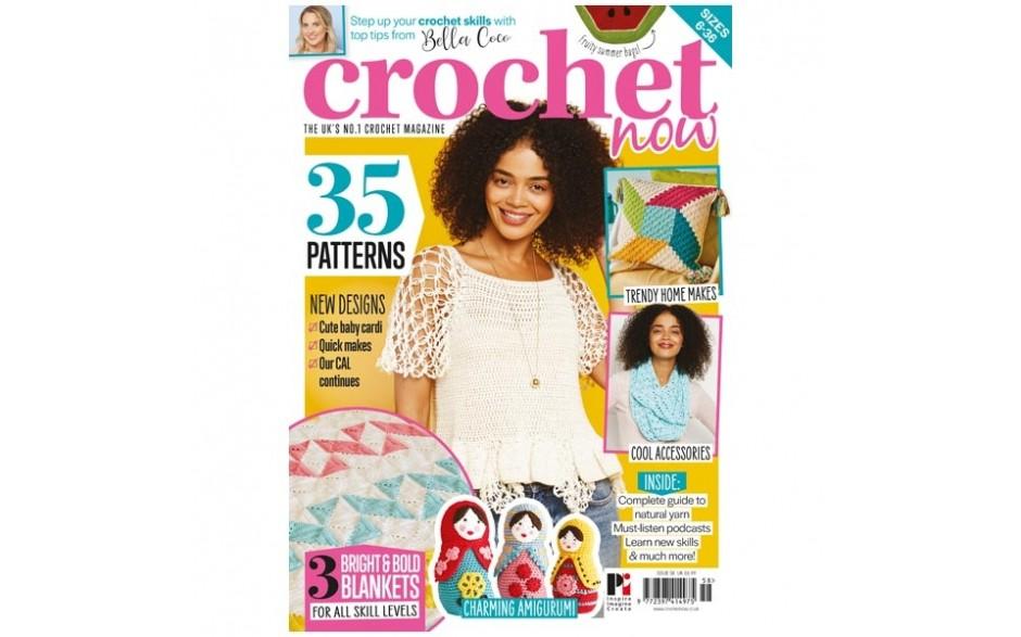 Crochet Now Magazine issue 58