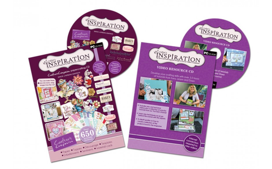 Crafter's Inspiration Issue 4 (Spring Edition)